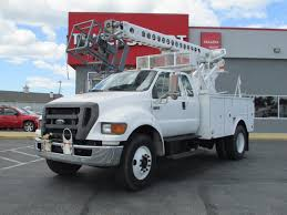 Commercial Bucket Truck - Boom Truck For Sale On ...