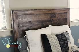 Ana White Farmhouse Headboard by Bedroom Alluring Diy Pallet Wood Farmhouse Style Headboard 101