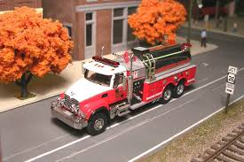 100 Boley Fire Trucks Kitbash