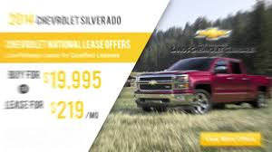 2014 Chevy Silverado Lease Deals & Financing Specials - YouTube Mcloughlin Chevy New Chevrolet Dealership In Milwaukie Or 97267 Fleet Commercial Truck Specials Near Denver Highlands Ranch Silverado 3500 Lease And Finance Offers Richmond Ky 1500 Deals Pembroke Pines Autonation Buick Gmc Auto Brasher Motor Co Of Weimar Used Car Near Worcester Ma Colonial West Souworth Is A Bloomer Cars Service South Portland Dealership Use Jimmie Johnson Kearny Mesa 2500 Chittenango Ny Explore Available At Fairway Hazle Township
