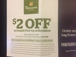 Panera Online Coupon / How To Make A Dorm Room Cooler