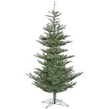 Vickerman 6 Alberta Spruce Artificial Christmas Tree Unlit