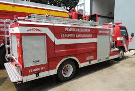 100 Fire Truck Manufacturing Companies PT ASTANITA SUKSES APINDO 06 FIREDOME Cap 4000 Liter