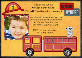 Fireman Birthday Party Invitations — LIVIROOM Decors : Special ... Firetruck Birthday Party Invitation Crowning Details Give Your A Pop Creative Invitations By Tiger Lily Lemiga Fire Truck Firefighter Pinterest Station Firemen Dyi Little Red C353a Digital Fighter Etsy Crafty Chick Designs 25 Lovely Collections Sound The Alarm For Ultimate