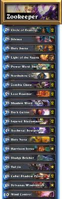 hearthstone deck list mech mage the grind to legend