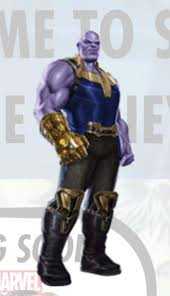 New Infinity War Promo Shows Thanos New Costume BabbleTop