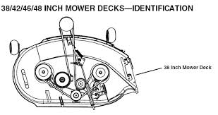 Deere Stx38 Yellow Deck Manual Pdf by Solved Need A Diagram For Replacing Deck Belt On My Fixya