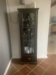 ikea hemnes vitrine küche esszimmer ebay kleinanzeigen