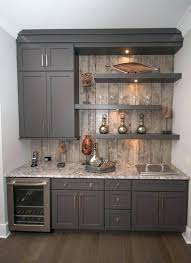 Dining Room Bar Ideas Basement Along Wall Captivating Fireplace Photography For