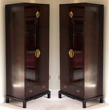 Pair Of Tall Narrow Armoires By Henredon At 1stdibs Fniture Mirrored Armoire Wardrobe Armoires Wardrobes Armoire Phylum Modern Wood Drawersbedroom Fnitufree Shipping Dressers Elegant Tall Dresser For Any Space Rustic Ideas Collection Highboys With Bassett Bedroom Wonderful Closet Black Awesome Cheap 3 Door Innovation Luxury White Jewelry Inspiring Nice Cabinet Tips Interesting Walmart Design For Bedroom