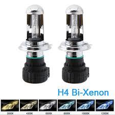 hid xenon bulbs replacement h4 bi xenon 35w 12v 4300k 6000k 10000k