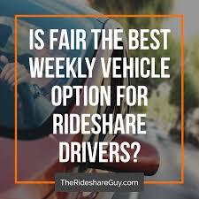 100 Fair App Promo Code Review Car Rental For Uber Drivers