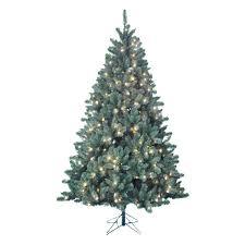Slim Pre Lit Multicolor Christmas Tree by Holiday Decor Christmas Trees Artificial Flowers U0026 Plants Home