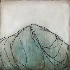 Blue Mountain II Karine Leger