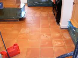 mexican terracotta floor tiles kitchen with all about image of
