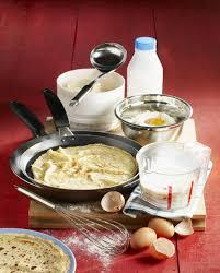 crêpe royale pour 4 personnes recettes à table