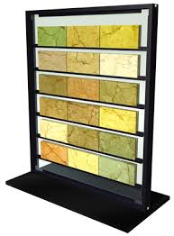 tile displays display for marble mccoll display solutions