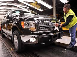 Ford Shuts Down Half Of Production Of F-150 Due To Supplier Fire ... Ford Tops Resurgent Us Car Industry 2013 Sales Results Show Kalw How Fords Largest Truck Factory Was Completely Overhauled In 8 Weeks Michigan F150 Plant Holds Key To Passage Of Uaw Deal New Starts Rolling Out Dearborn Plant Autoweek Celebrates Reopening Truck Radio From Scratch 2012 Lariat 4x4 Ecoboost Trend Super Duty Production Restart After Supplier Fire 2015 Begins At The Video Plants Undergo Quiet Revolution Henry Historic Rouge Is Reinvented Along With The F Chassis Assembly Detroit And Motor Co Assembly Reportedly Vandalized