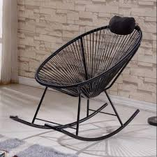 BN Rocking Chair/PE Rattan Chair/Black/Pink/, Furniture ... Isla Wingback Rocking Chair Taupe Black Legs Safavieh Outdoor Living Vernon White Rar Eames Colby Avalanche Patio Faux Wood Rapson Amazoncom Adults For Heavy People Clips Monet Rattan Rocking Chair Base Pp Ginger