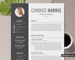 Professional Resume Template For MS Word 2019-2020, CV Template, Cover  Letter, Modern Resume, Creative Resume, 1-3 Page, Job Resume, Teacher  Resume, ...