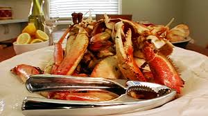 Cat Cora s Oven Roasted Crab