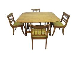 100 Large Dining Table With Chairs Rock Maple With Olde Good Things