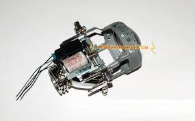 audi a4 s4 rs4 b7 bi xenon headlight flickering ballast bulb