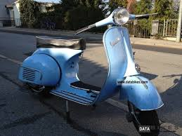 Vespa 125 DSO 6T 1965 Scooter Photo