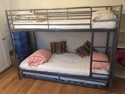 Ikea Svarta Bunk Bed by Ikea Svarta Bunk Beds With Trundle In St Johns Wood London