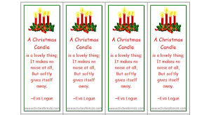 Print 8 Custom Christmas Bookmarks Per Page At ActivitiesForKids