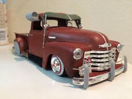 1950 Chevy Truck, W.I.P. Built - Under Glass: Pickups, Vans, SUVs ...
