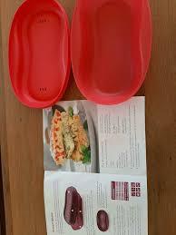 tupperware omelett meister neu