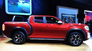 The Volkswagen Atlas Tanoak Is An All-American Pickup   Fox News