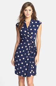 gorgeous dotted cool summer dress fashion looks for young girls