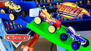 Blaze And The Monster Machines Flip And Race Speedway Prank Disney ... Monster Jam Stunt Track Challenge Ramp Truck Storage Disney Pixar Cars Toon Mater Deluxe 5 Pc Figurine Mattel Cars Toons Monster Truck Mater 3pack Box Front To Flickr Welcome On Buy N Large New Wrestling Matches Starring Dr Feel Bad Xl Talking Lightning Mcqueen In Amazoncom Cars Toon 155 Die Cast Car Referee 2 Playset Kinetic Sand Race Blaze And The Machines Flip Speedway Prank Screaming Banshee Toy Speed Wheels Giant Trucks Mighty Back Toy