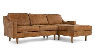 qualit cuir canap dallas canapé d angle avec méridienne à droite en cuir de qualité