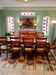 The Dining Room Hutch Shown In New Space We Re Upholstered Chairs