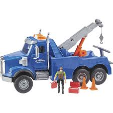 100 Need A Tow Truck Mazoncom Mighty Rigz Freightliner Play Set Toys Games