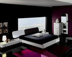 New Bedroom Decorating Black And White Red Decor