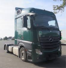 Used Mercedes Benz 1836 RETARDER + AIRCO+ EURO 6 MP4 Tractor Unit ...