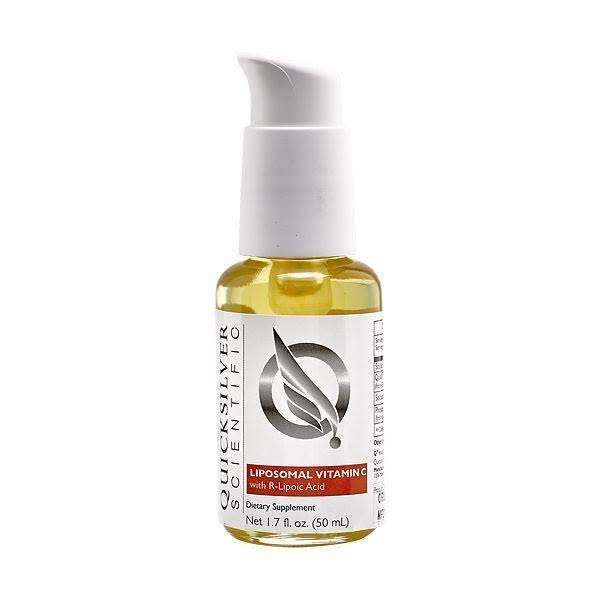 Quicksilver Scientific Liposomal Vitamin C - 1.7 fl oz by eVitamins