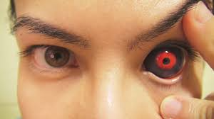 Prescription Colored Contacts Halloween Uk by Halloween Halloween Contactnses Gg Gbt Green Circle Colored