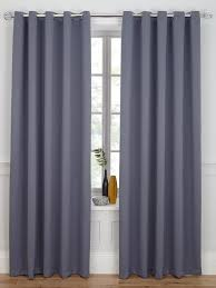 Blackout Curtain Liner Eyelet by Thermal Blackout Eyelet Curtains Memsaheb Net