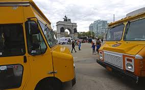 Grand Army Plaza Food Truck Rally | Travel + Leisure