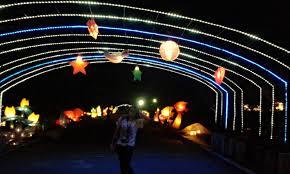 Taman Pelangi Wisata Malam Di Yogyakarta