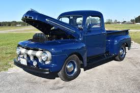 100 1951 Ford Truck For Sale F1 Orlando Classic Cars