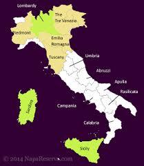 Wines Of Tuscany Italy NAPA RESERVA WINESOMCOM
