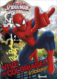 Kids N Fun Com 16 Coloring Pages Of Ultimate Spider Man Color