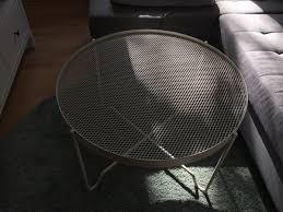 ikea couchtisch metall rund