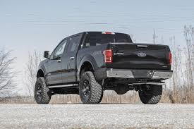 6-inch Suspension Lift Kit For 2015-2018 Ford F-150 Pickup | Rough ... 2016 Ford F150 Xlt Special Edition Sport Supercrew V6 Ecoboost 4x4 Gets New Appearance Packages Carscoops The 2017 Xl Wstx Package Crew Cab 4wd Truck 2014 Tremor Limited Slip Blog Ecoboost Pickup Truck Review With Gas Mileage Excellent Trucks In Olympia Mullinax Of 2018 Regular Pickup Carlsbad 90712 Ken Brings Stx To Super Duty Custom Sales Near Monroe Township Nj Lifted Ford Black Widow Lifted Trucks Sca Performance Black Widow 55 Box At Watertown F250 F350 For Sale Near Me